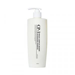 Протеиновый шампунь с коллагеном Esthetic House CP-1 Bright Complex Intense Nourishing Shampoo  500 мл