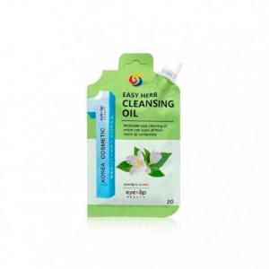 Гидрофильное масло Eyenlip Easy Herb Cleansing Oil 20г