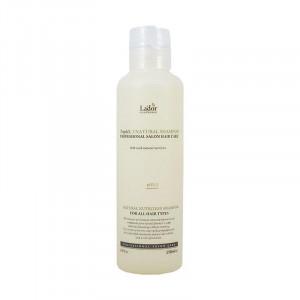 Безсульфатный органический шампунь с эфирными маслами Lador Triplex Natural Shampoo 150 мл