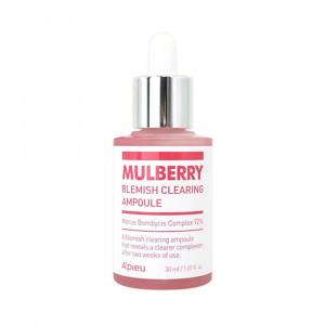 Ампульная эссенция APIEU Mulberry Blemish Clearing Ampoule