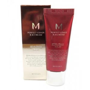Missha Perfect Cover Bb Cream Spf42/Pa+++ 20 ml  №21