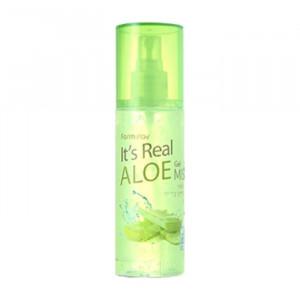 Увлажняющий мист для лица с экстрактом алоэ FarmStay It Is Real Gel Mist Aloe