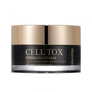 Антивозрастной крем со стволовыми клетками  Medi Peel Cell Tox Dermajou Cream