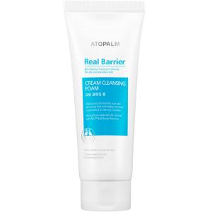 Кремовая очищающая пенка для лица Real Barrier Cream Cleansing Foam 150g