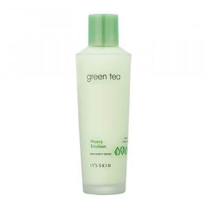 Увлажняющая эмульсия с экстрактом зелёного чая It's Skin Green Tea Watery Emulsion