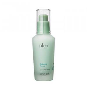 Успокаивающая сыворотка для лица с экстрактом сока алоэ вера It's Skin Aloe Relaxing Serum