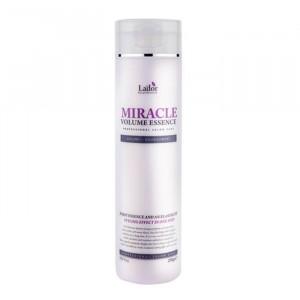 Увлажняющая эссенция для фиксации волос и дополнительного объёма La'dor Miracle Volume Essence