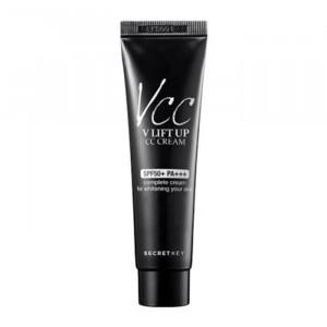Антивозрастной СС крем для подтягивания V-линии овала лица Secret Key V-Line Lift Up CC Cream