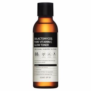 Тонер для сияния кожи с витамином С и галактомисисом Some By Mi Galactomyces Pure Vitamin C Glow Toner