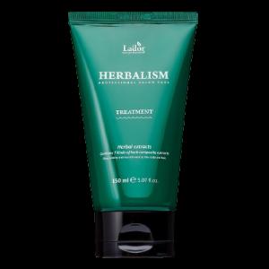 Успокаивающая маска для волос с аминокислотами  Lador Herbalism Treatment 150 мл