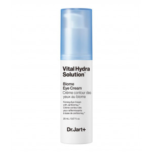 Увлажняющий корректирующий биом-крем для глаз с пробиотиками DR. JART+ Vital Hydra Solution Biome eye cream