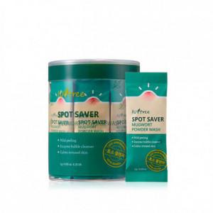 Энзимная пудра с полынью для проблемной кожи Isntree Spot Saver Mugwort Powder Wash