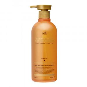 Укрепляющий шампунь для тонких волос Lador Dermatical Hair-Loss Shampoo For Thin Hair