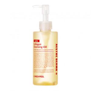 Гидрофильное масло с лактобактериями Medi-Peel Red Lacto Collagen Cleansing Oil