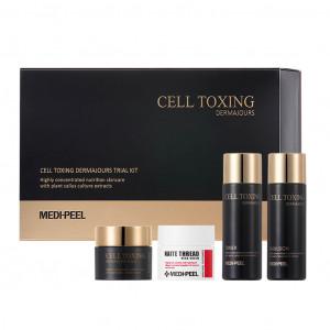 Антивозрастной набор миниатюр со стволовыми клетками Medi-Peel Cell Toxing Dermajours Trial Set