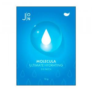 Тканевые патчи для увлажнения кожи вокруг глаз J:ON Molecula Ultimate Hydrating Eye Patch