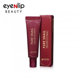 Заживляющий крем для кожи вокруг глаз с муцином улитки Eyenlip Pure Snail Recovery Eye Cream