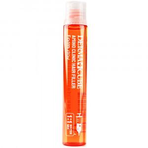 Филлер с аминокислотами FarmStay Derma Cube Amino Clinic Hair Filler 13 ml