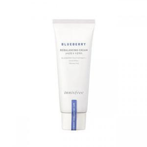 Балансирующий крем с экстрактом черники Innisfree Blueberry Rebalancing cream