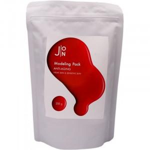 Антивозрастная альгинатная маска с экстрактом женьшеня J:on Anti-Aging Modeling Pack 250г