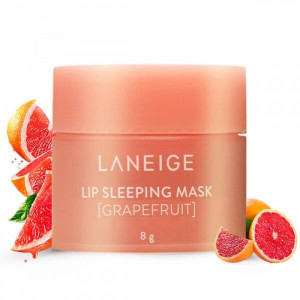 Ночная маска для губ с экстрактом грейпфрутаLANEIGE Special Care Lip Sleeping Mask-Grapefruit 8g
