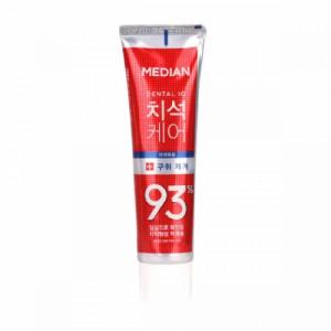 Освежающая зубная паста с цеолитом Median Dental IQ 93% Remove Bad Breath