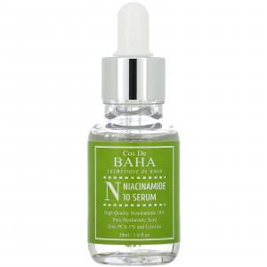 Противовоспалительная сыворотка для жирной кожи Cos De BAHA Niacinamide 10 Serum 30 мл