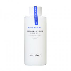 Антиоксидантный тонер с экстрактами INNISFREE Blueberry Rebalancing Skin, 150мл