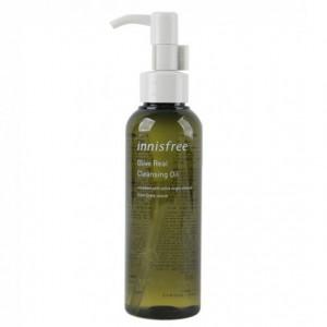 Гидрофильное масло с оливой Innisfree Olive Real Cleansing Oil 150 ml
