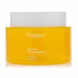 Гидрофильный бальзам для лица с прополисом Fraijour Yuzu Honey All Cleansing Balm